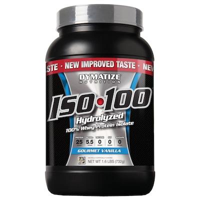 ISO 100 – 726 g – Sabor Baunilha – Dymatize Nutrition
