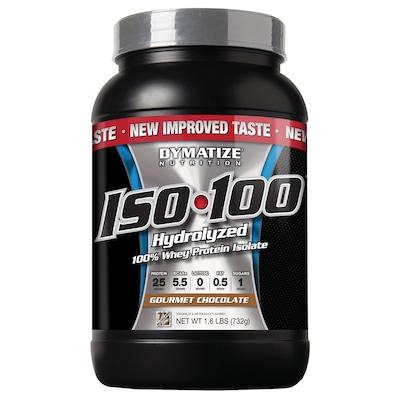 ISO 100 – 726 g – Sabor Chocolate – Dymatize Nutrition