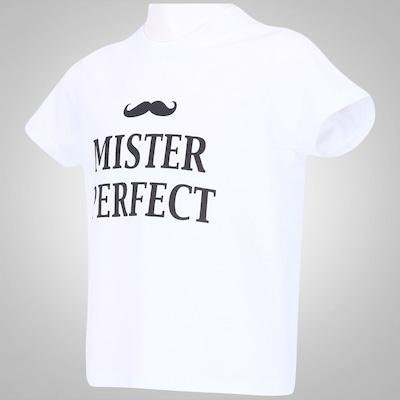 Camiseta Huck Mister Perfect - Infantil