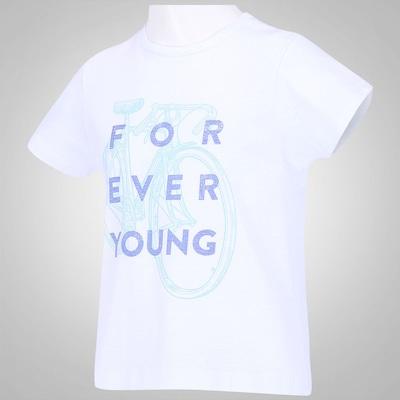 Camiseta Huck Forever Young - Infantil