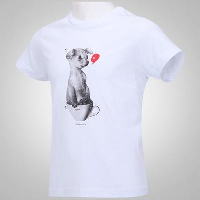 Camiseta Huck Cachorrinho - Infantil