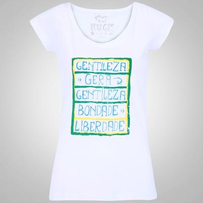 Camiseta Huck Gentileza - Feminina