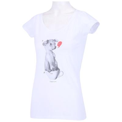 Camiseta Huck Cachorrinho - Feminina