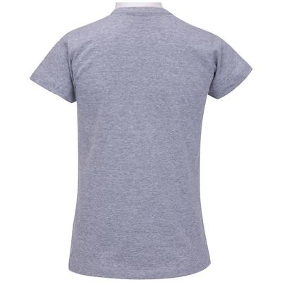 Camiseta Huck Pássaro Gramofone - Feminina