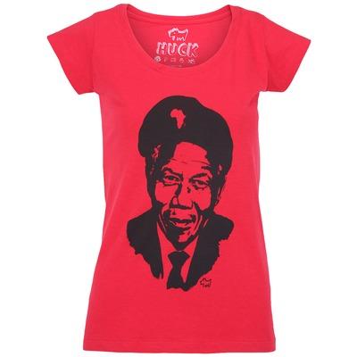 Camiseta Huck Mandela – Feminina
