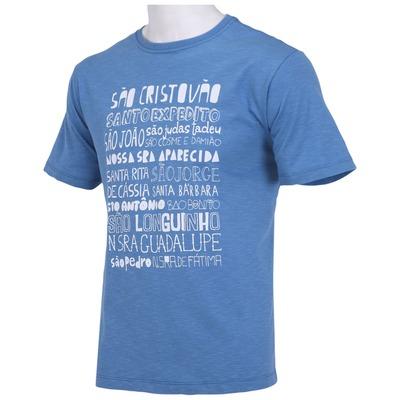 Camiseta Huck Santa Fé - Masculina