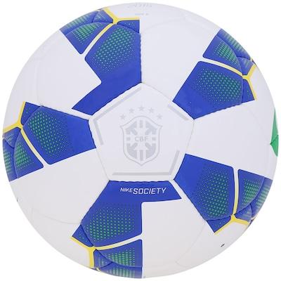 Bola de Futebol Society Nike CBF