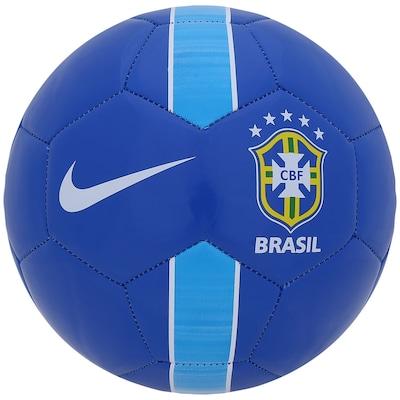 Bola de Futebol de Campo Nike Brazil Support Third