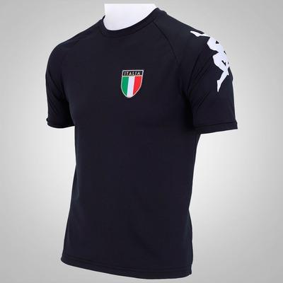 Camiseta Kappa Kombat Itália - Masculina