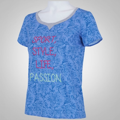 Camiseta Fila Life - Feminina