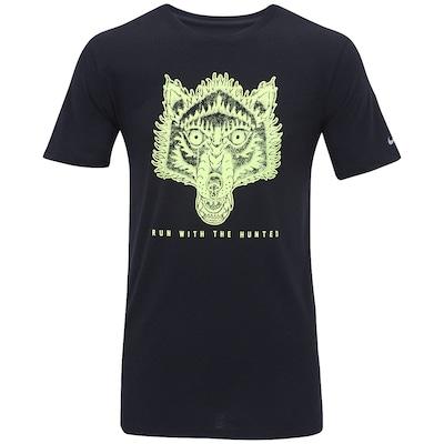 Camiseta Nike Print Hunted - Masculina
