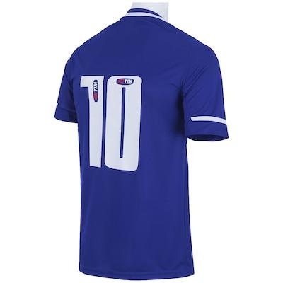Camisa do Cruzeiro I 2015 nº 10 Penalty