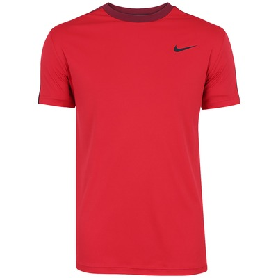 Camiseta Nike Team Court Crew - Masculina