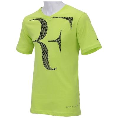 Camiseta Nike Roger Federer - Masculina