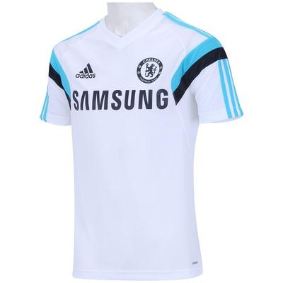 Camisa de Treino do Chelsea adidas I 2014-2015