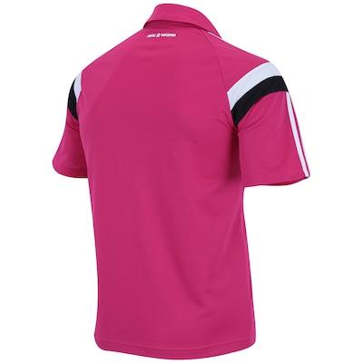 Camisa Polo adidas Real Madrid Viagem 15