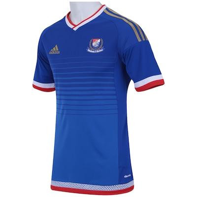Camisa do Yokohama F. Marinos I 2015 s/n° adidas