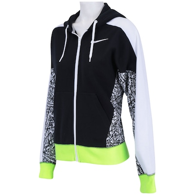 Jaqueta Nike Club Fz Hoody com Capuz – Feminina