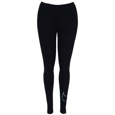 Calça Legging Nike Club Large - Feminina