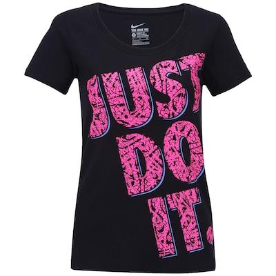Camiseta Nike Just Do It – Feminina