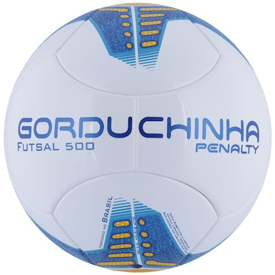 Bola de Futsal Penalty Gorduchinha Ultra Fusion V