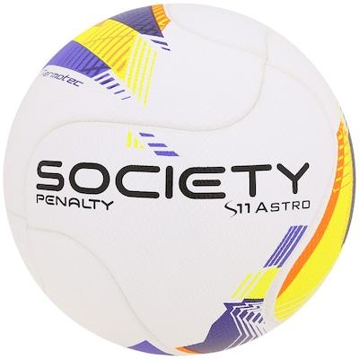 Bola de Futebol Society Penalty S11 Astro V