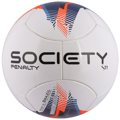 Bola de Futebol Society Penalty S11 R3 Ultrafusion