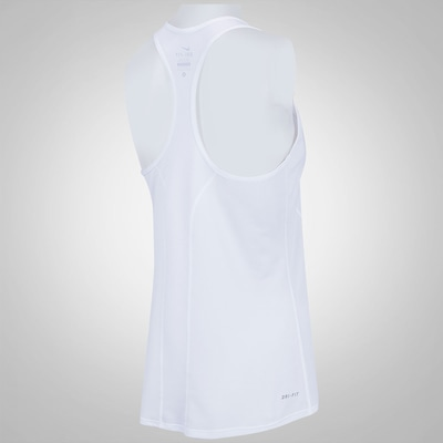Camiseta Regata Nike Racer - Feminina