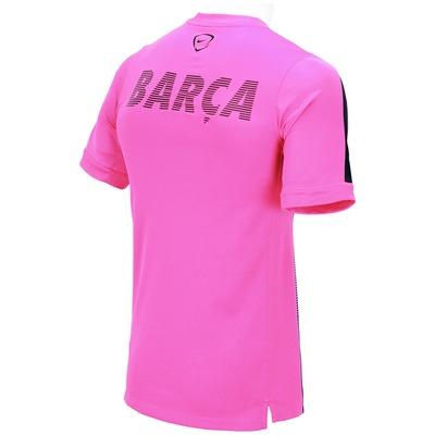 Camisa de Treino do Barcelona Nike
