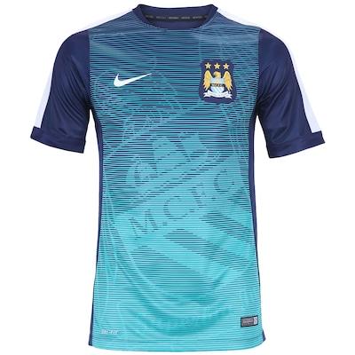 Camisa Manchester City de Treino Nike - Masculina