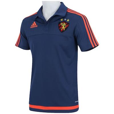 Camisa Polo do Sport Recife 2015 adidas