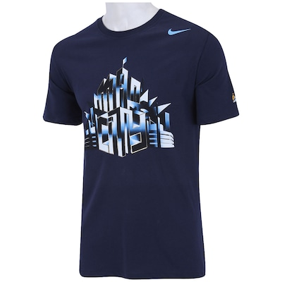 Camiseta Nike Manchester City Core Plus – Masculina
