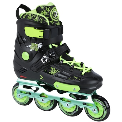 d04893892dc Patins Oxer Freestyle - In Line - Freestyle   Slalom - ABEC 9 - Base de