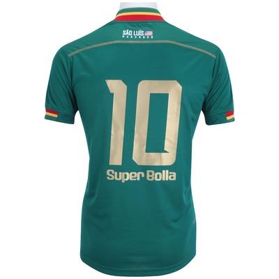 Camisa do Sampaio Corrêa III 2015 nº 10 Super Bolla