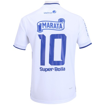 Camisa do Confiança II 2015 nº 10 Super Bolla - Masculina