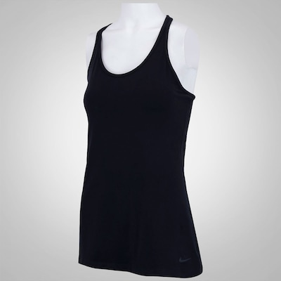 Camiseta Regata Nike Get Fit - Feminina