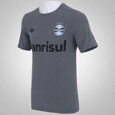 Camisa de Aquecimento do Grêmio 2015 Umbro