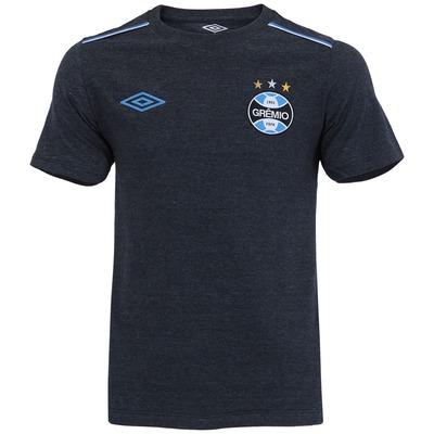 Camiseta Umbro Grêmio Viagem 2015 - Masculina