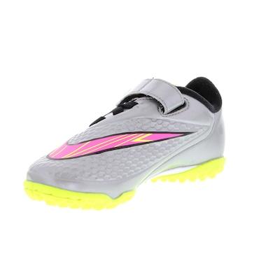 Chuteira Society Nike Hypervenon Phelon V – Infantil