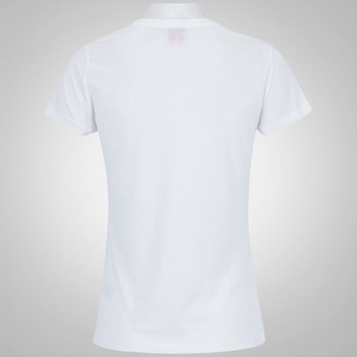 Camiseta Puma Essentials Large Logo - Feminina
