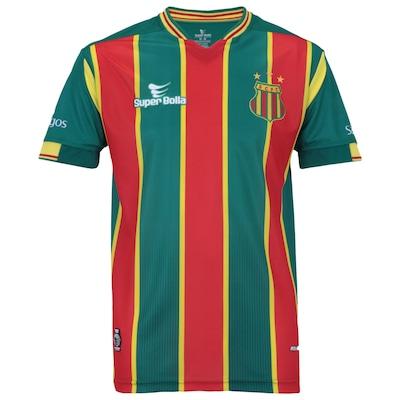 Camisa do Sampaio Corrêa I 2015 nº 10 Super Bolla