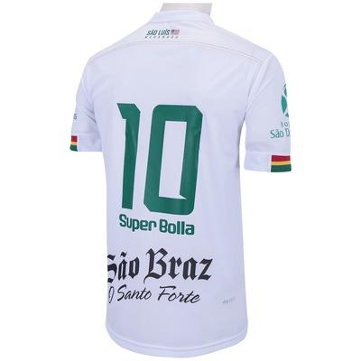 Camisa do Sampaio Corrêa II 2015 nº 10 Super Bolla