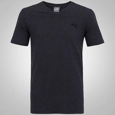 Camiseta Puma Ess V Neck - Masculina