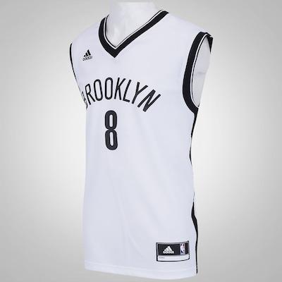 Camiseta Regata adidas NBA Brooklyn Nets - Masculina