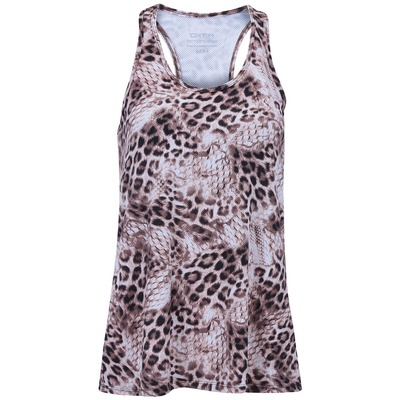 Camiseta Regata Oxer Onça - Feminina