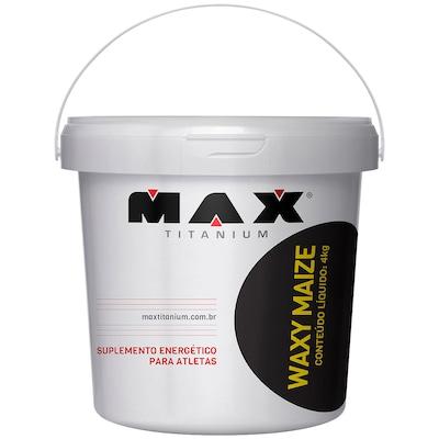 Carboidratos Max Titanium Waxy Maize - 4Kg
