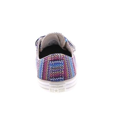 Tênis Converse All Star CT AS Stripes 2V - Infantil