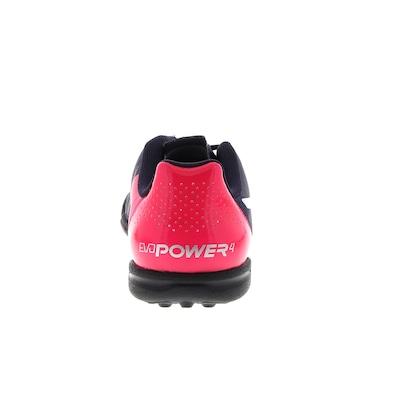Chuteira Society Puma Evopower 4.2 TF – Infantil