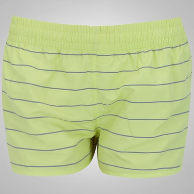 Shorts Oxer Stripes - Feminino