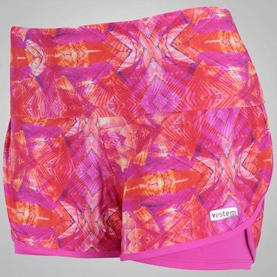 Shorts Vestem 67 Light Corrida Digital - Feminino